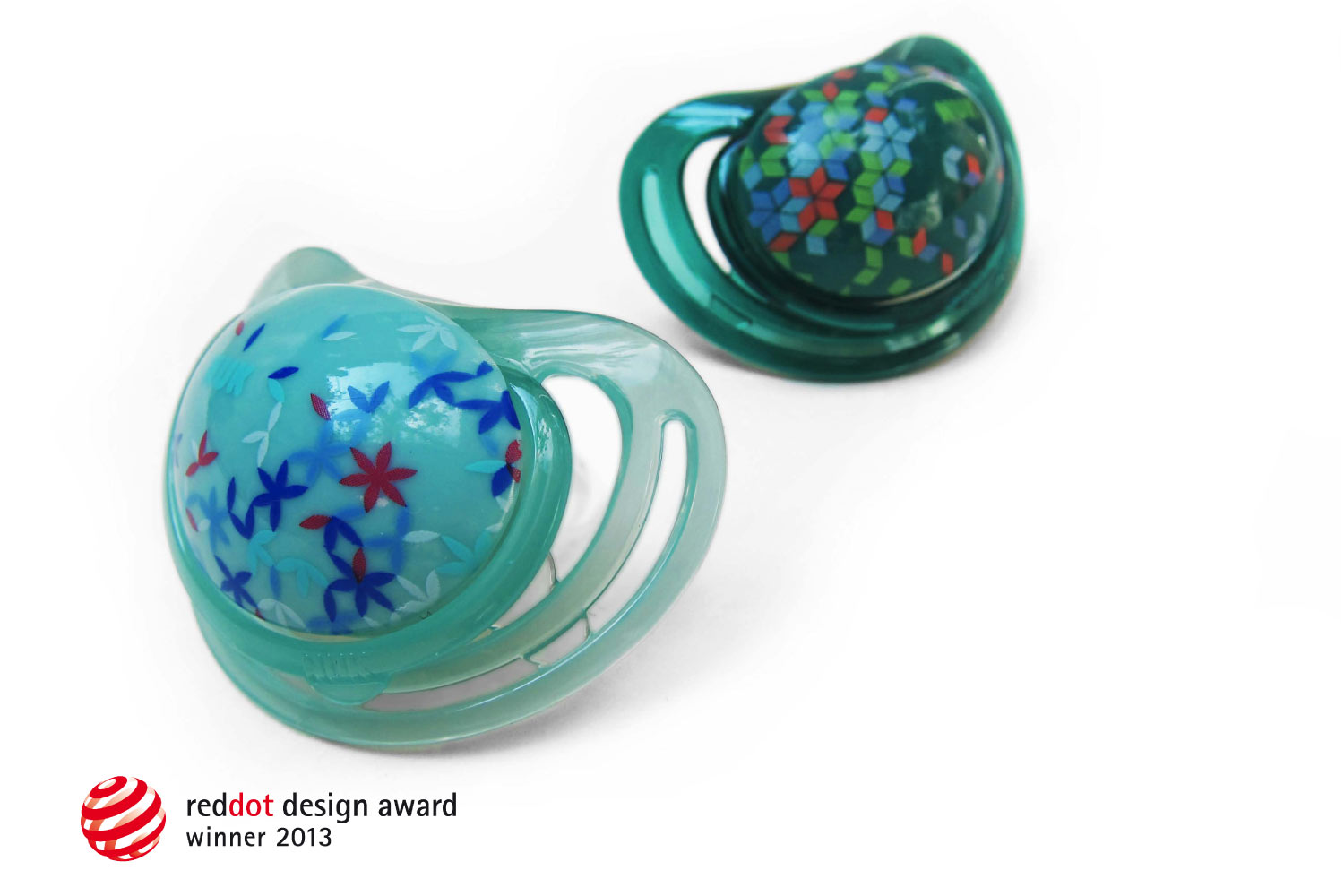 Two girls in pacifiers playing with themselves 1